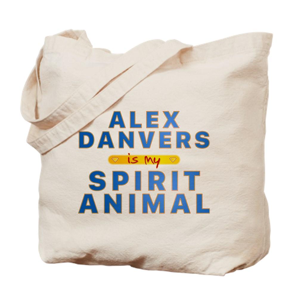 Alex Danvers is my Spirit Animal Tote Bag