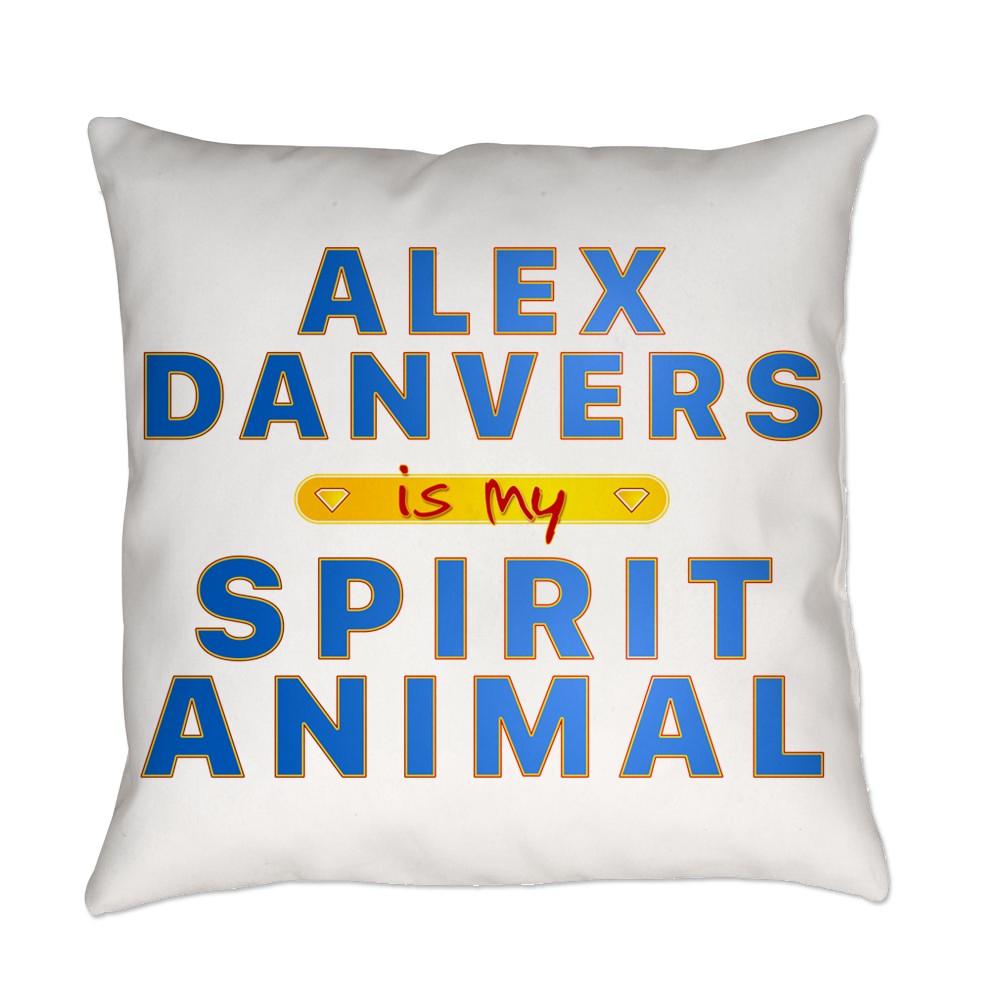 Alex Danvers is my Spirit Animal Everyday Pillow