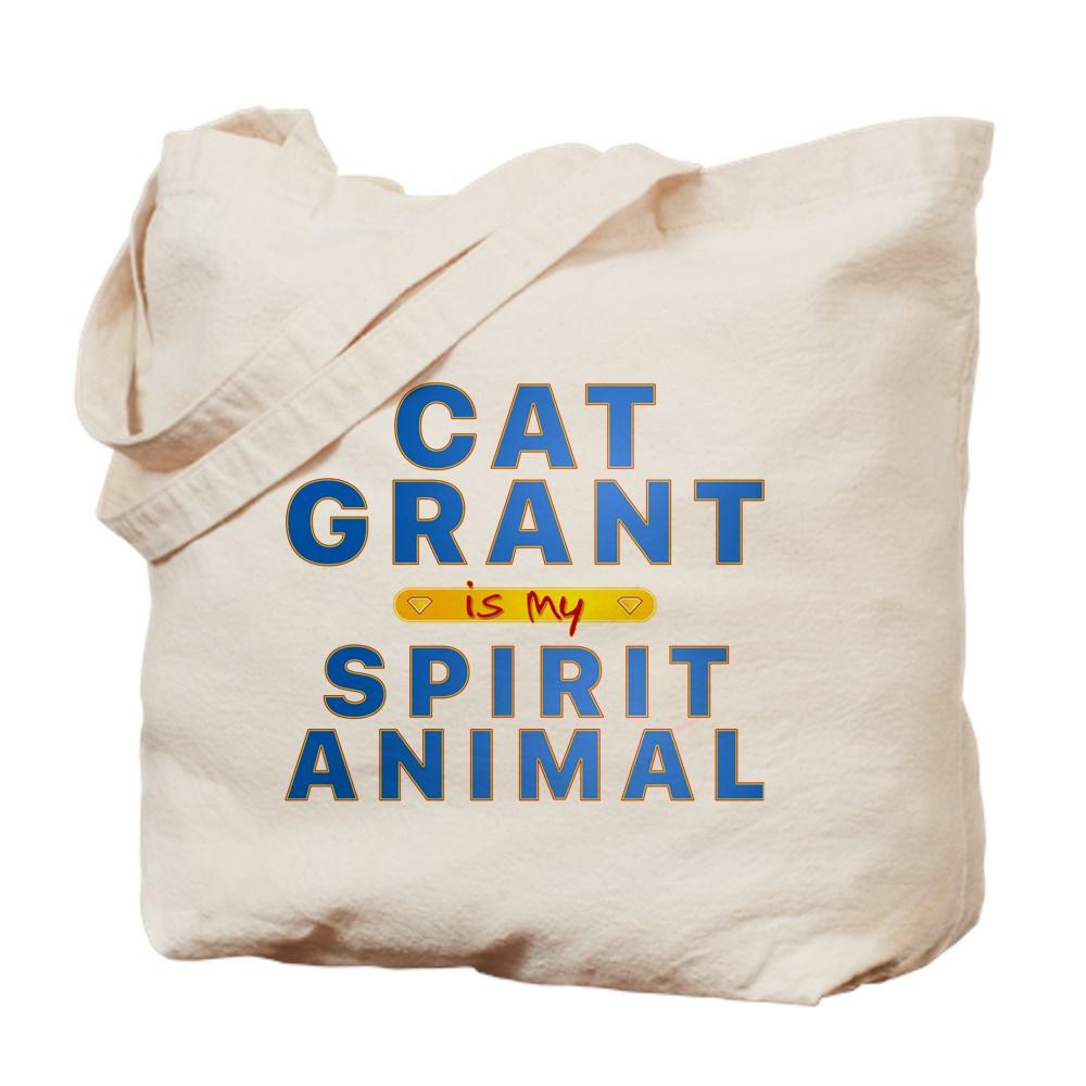 Cat Grant is my Spirit Animal Tote Bag