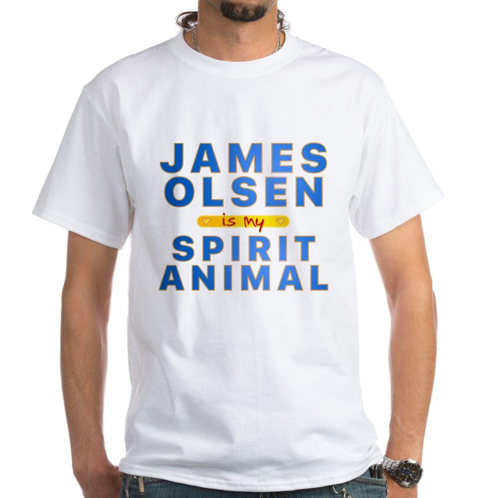 james olsen spirit animal White T-Shirt