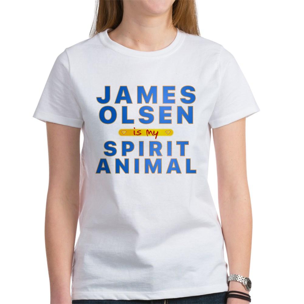 james olsen spirit animal Women's T-Shirt