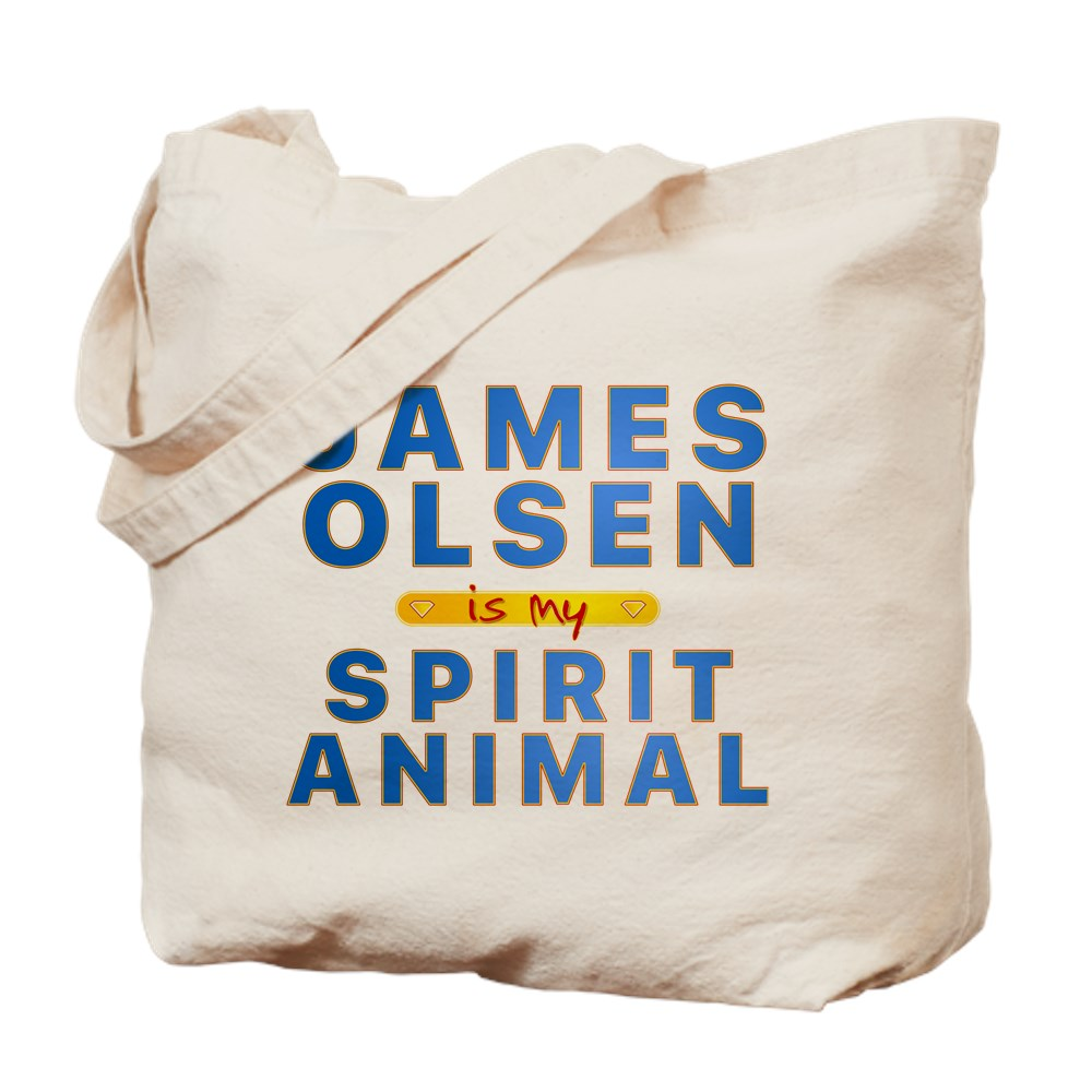 james olsen spirit animal Tote Bag