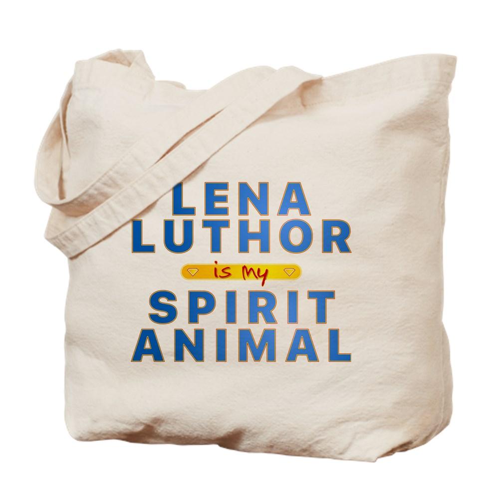 Lena Luthor is my Spirit Animal Tote Bag