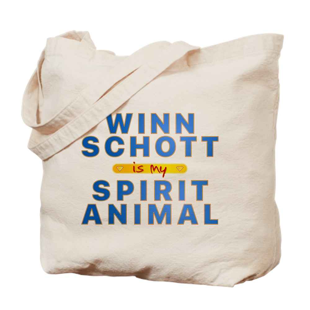 Winn Schott is my Spirit Animal Tote Bag