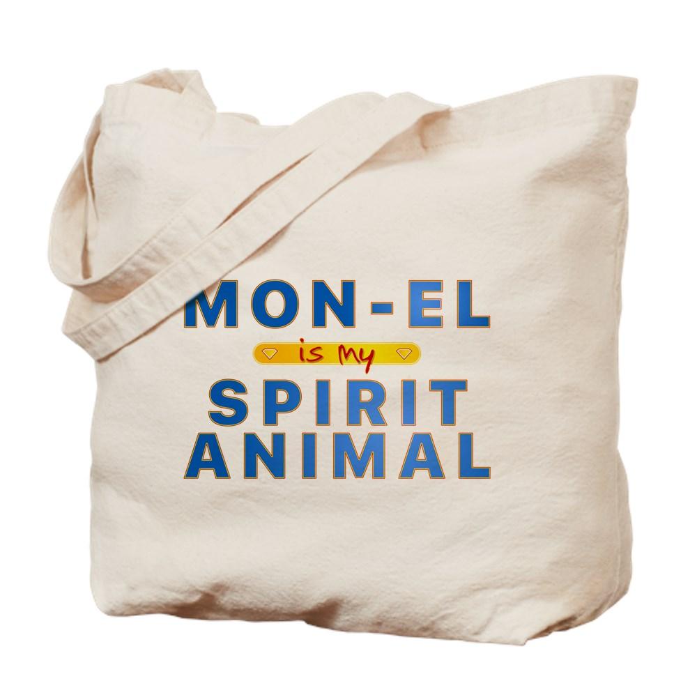 Mon-El is my Spirit Animal Tote Bag
