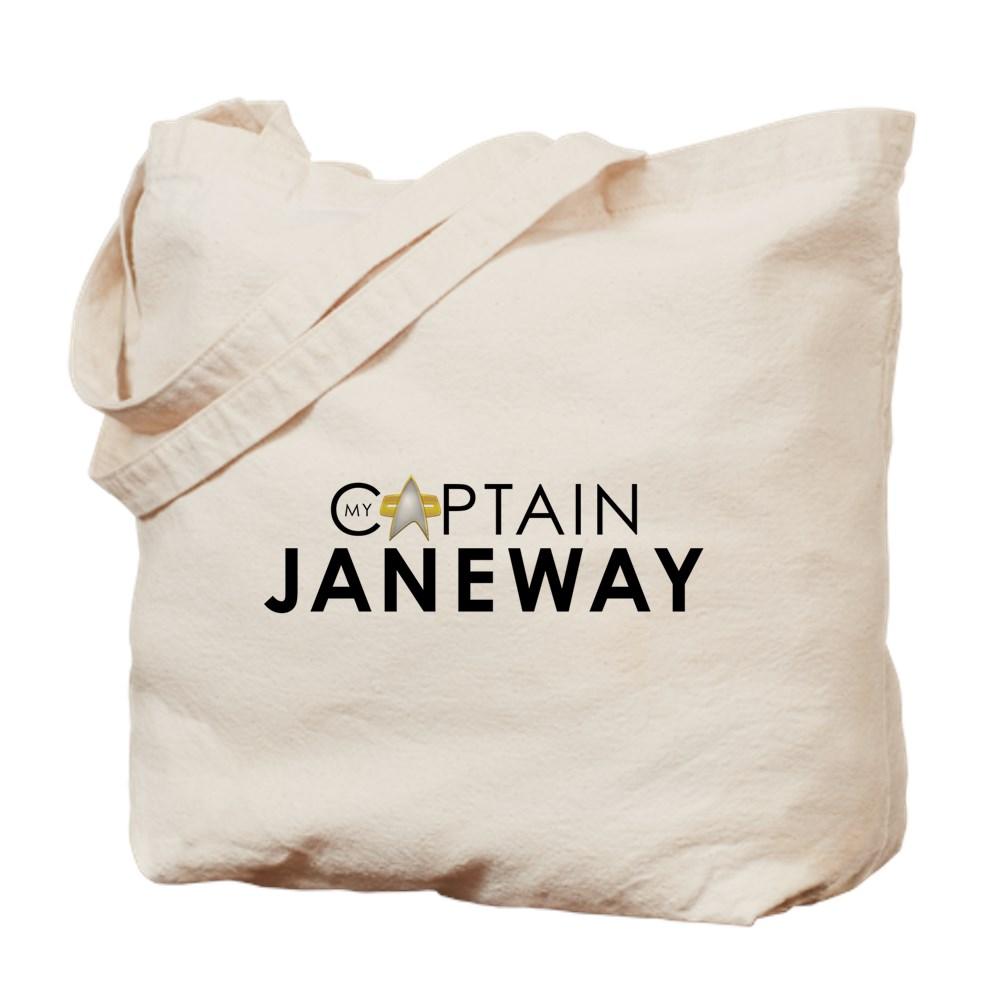 My Captain: Janeway Tote Bag