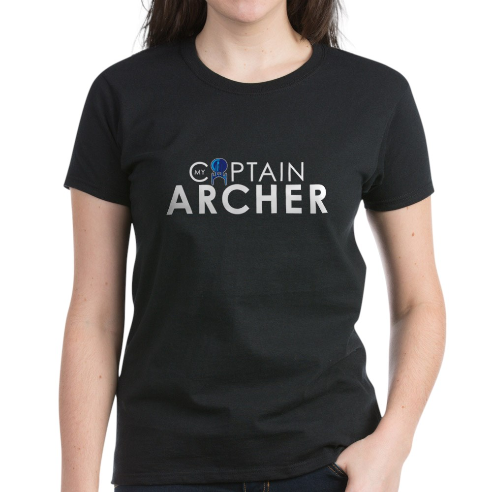 My Captain: Archer Women's Dark T-Shirt