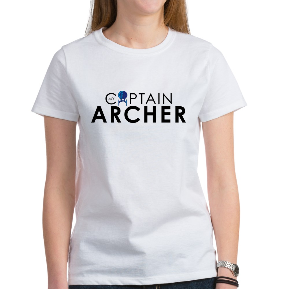 My Captain: Archer Women's T-Shirt