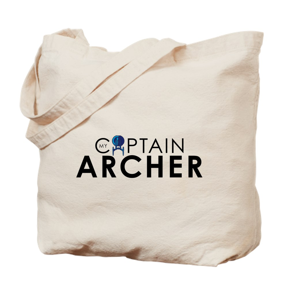 My Captain: Archer Tote Bag