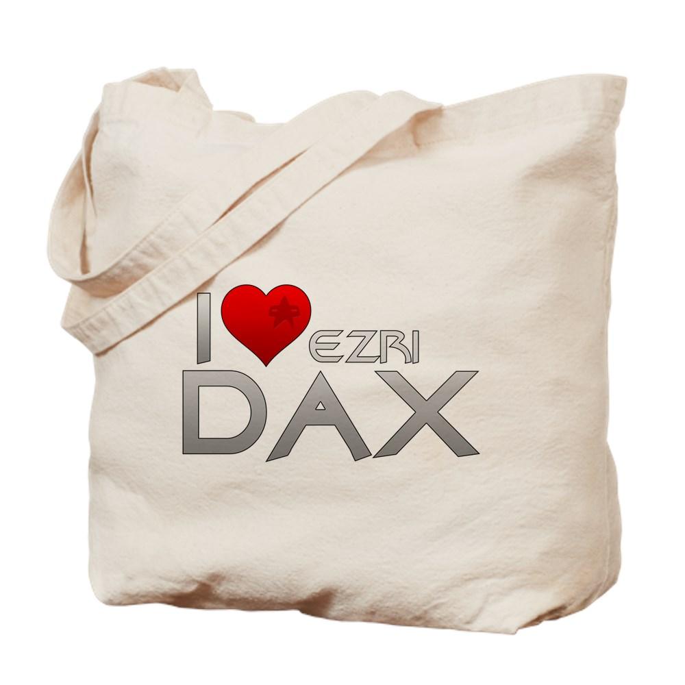 I Heart Ezri Dax Tote Bag