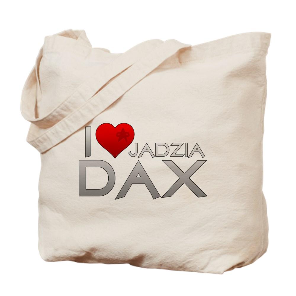 I Heart Jadzai Dax Tote Bag