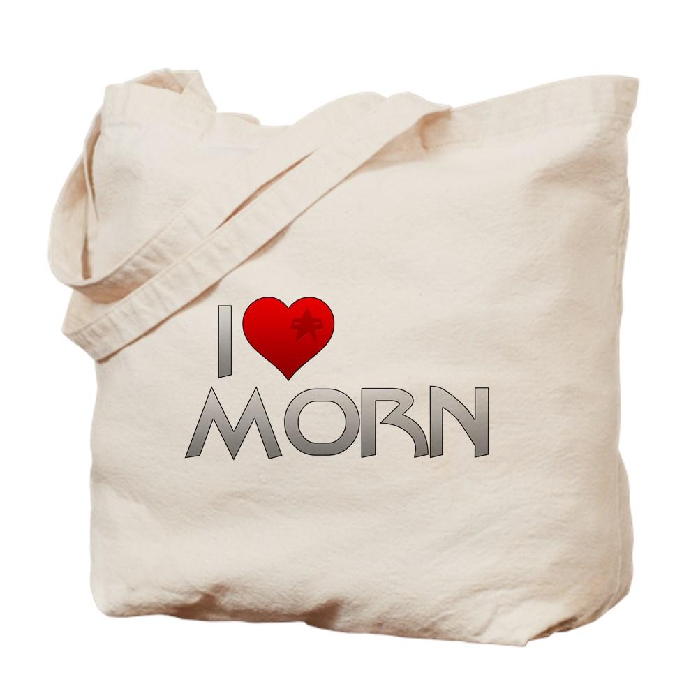 I Heart Morn Tote Bag