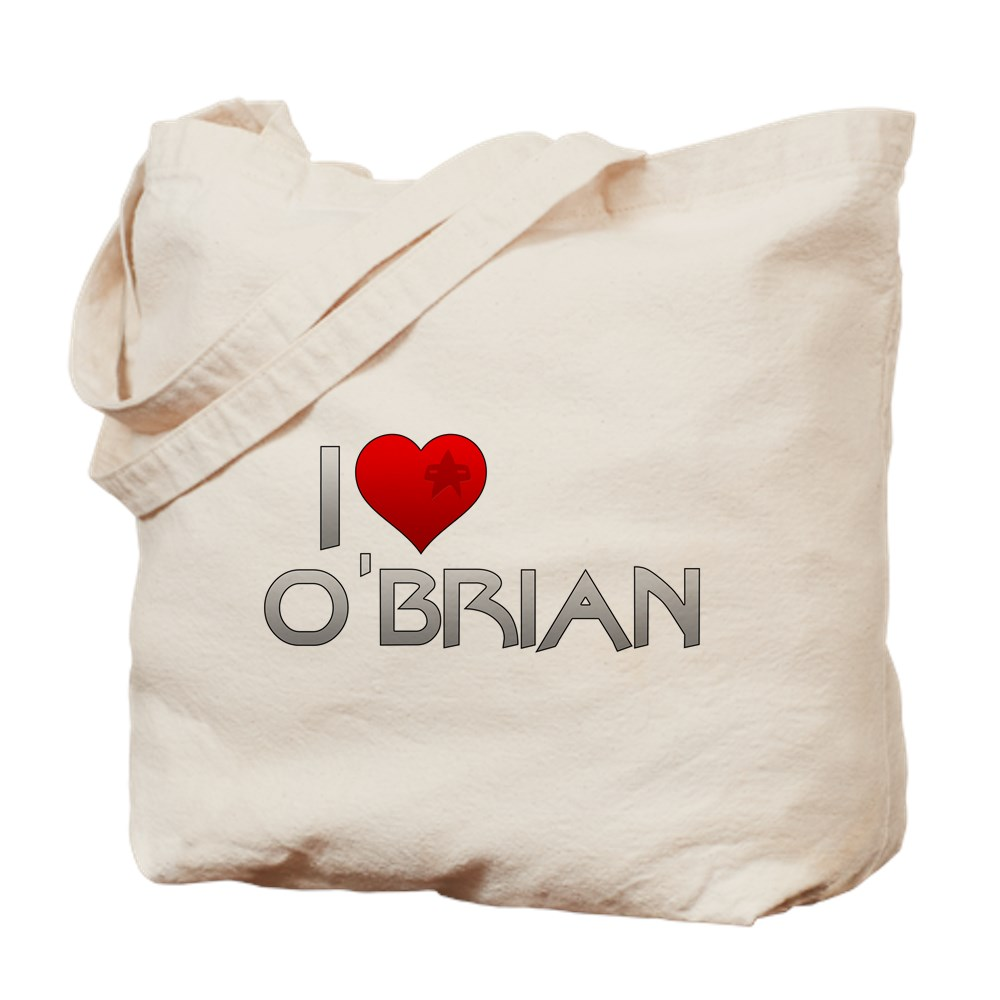 I Heart O'Brian Tote Bag