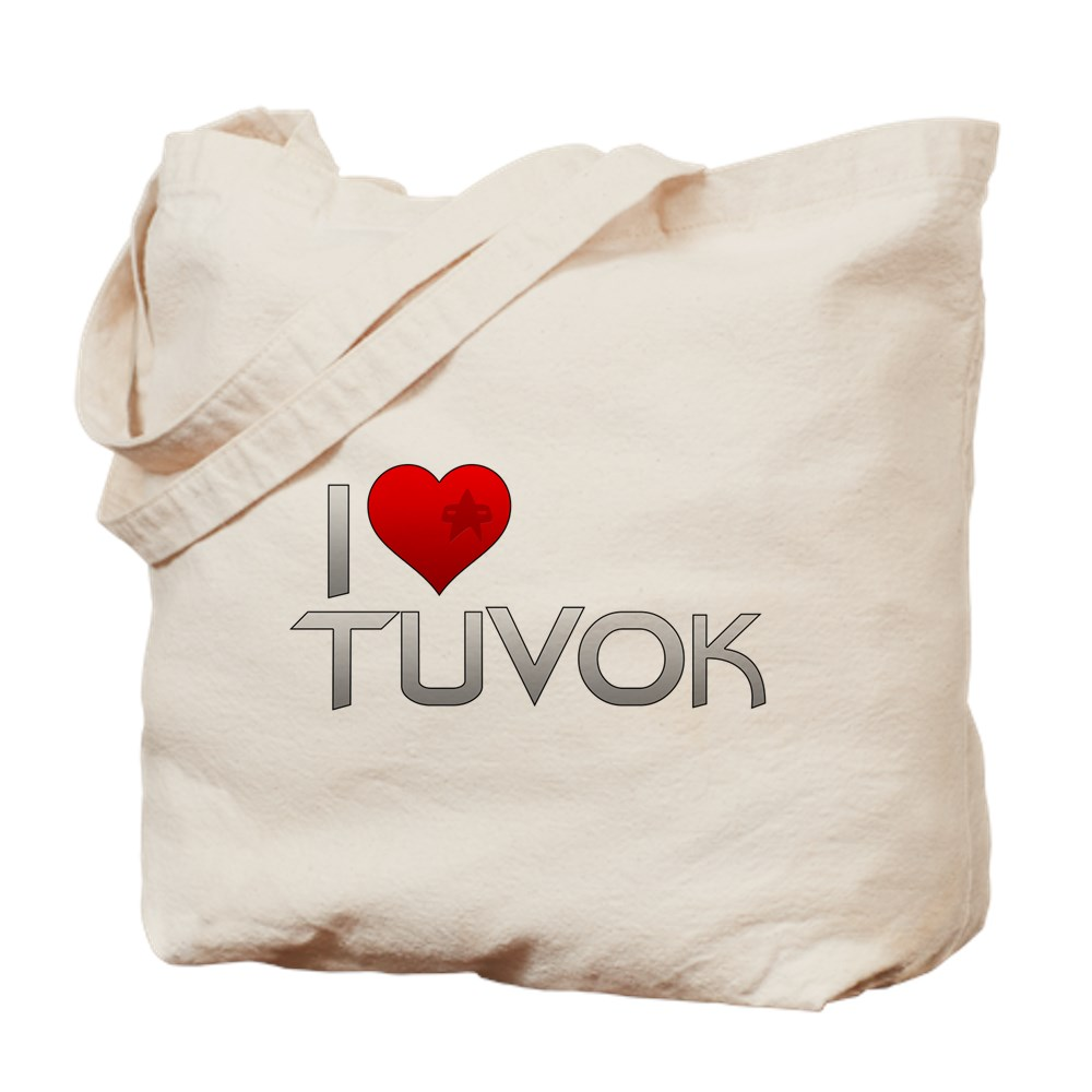 I Heart Tuvok Tote Bag