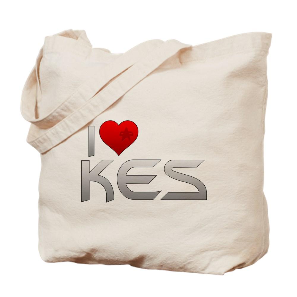 I Heart Kes Tote Bag