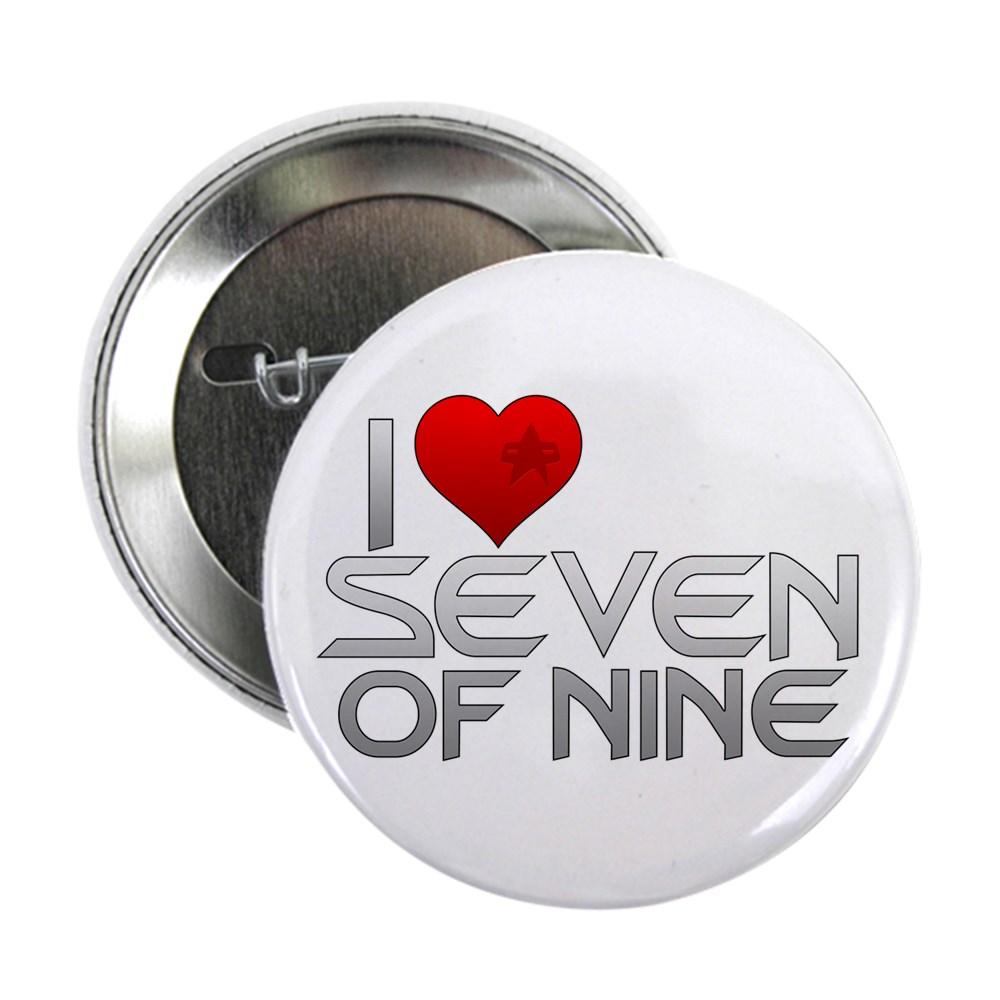 I Heart Seven of Nine 2.25
