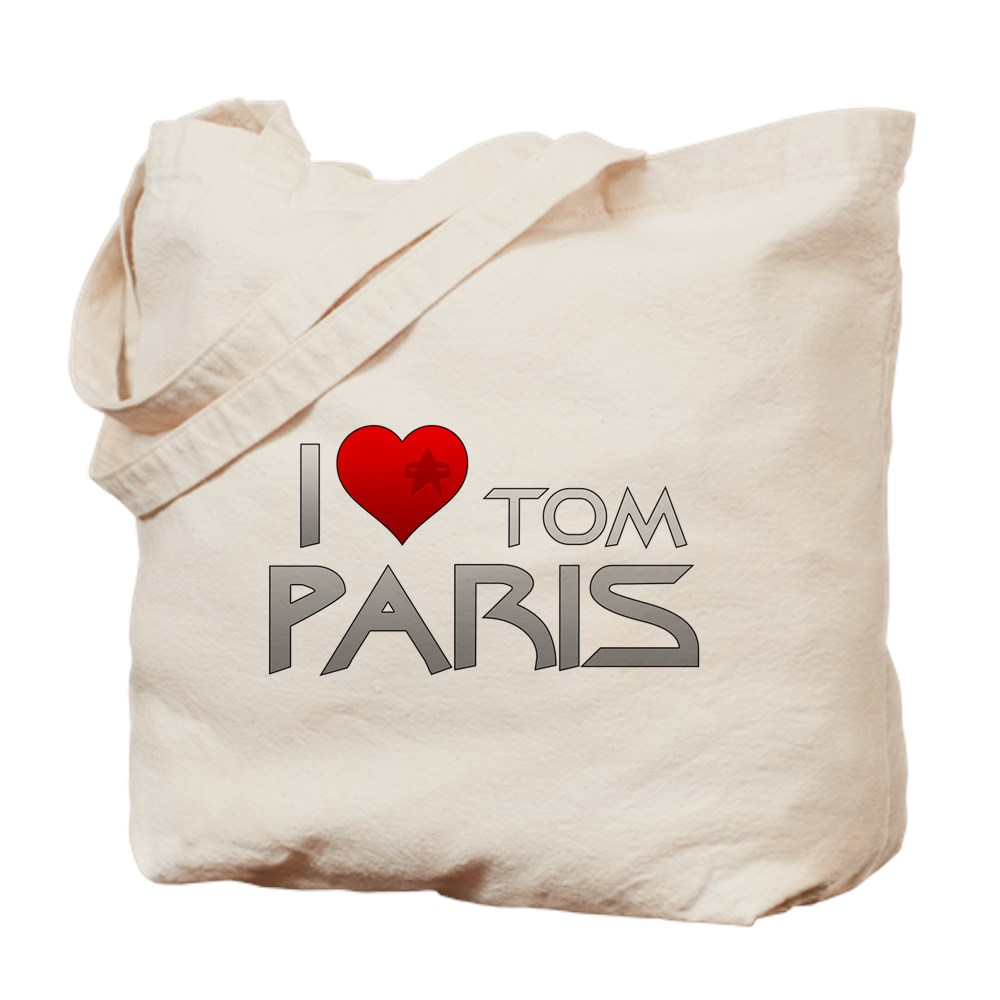 I Heart Tom Paris Tote Bag