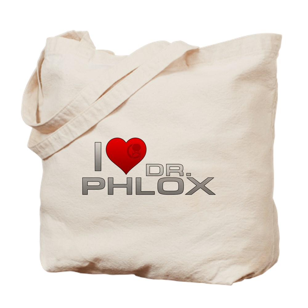 I Heart Dr. Phlox Tote Bag