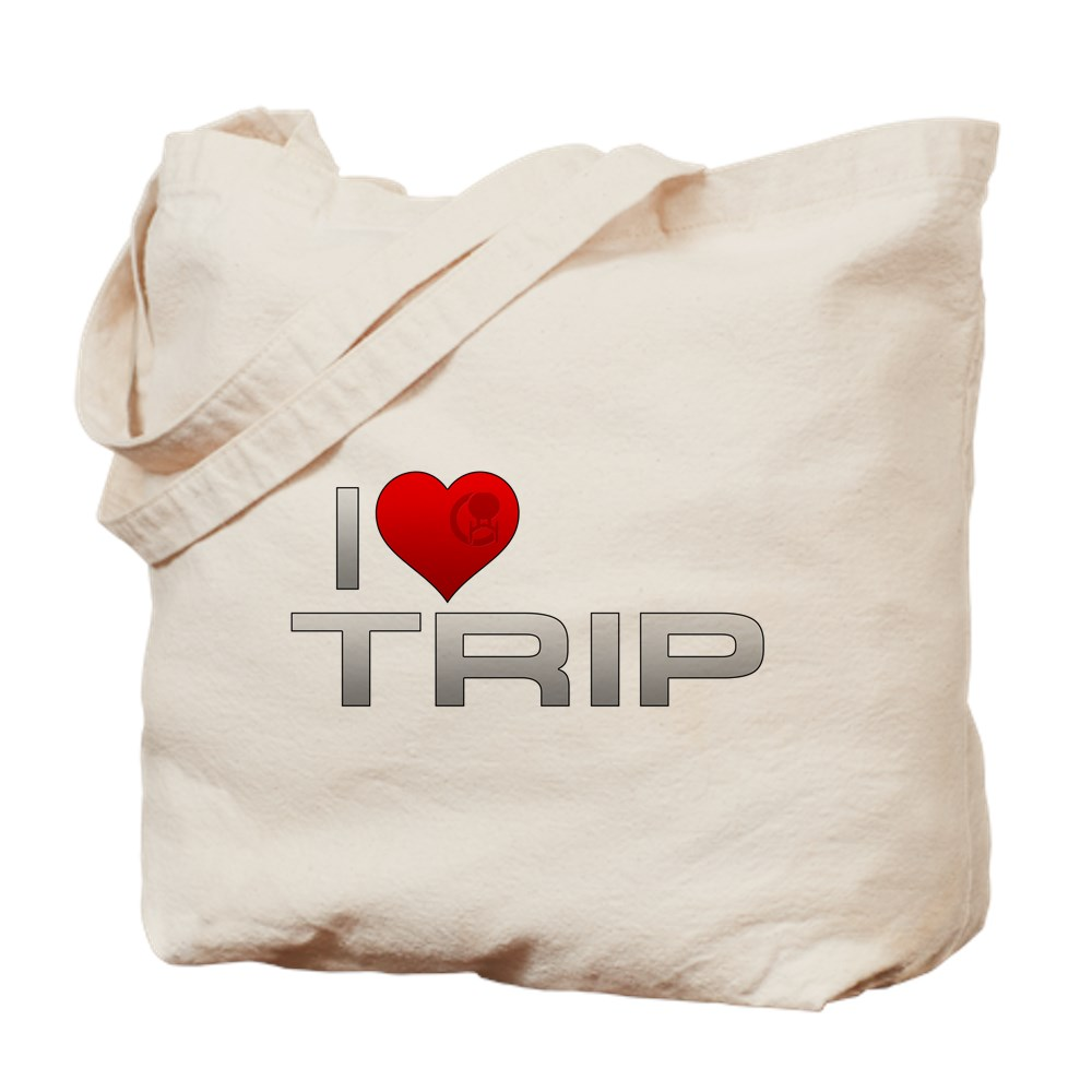 I Heart Trip Tote Bag