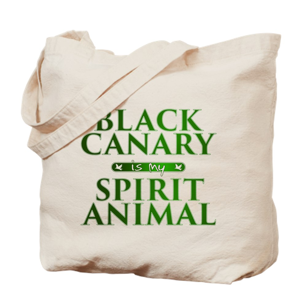 Black Canary is my Spirit Animal Tote Bag