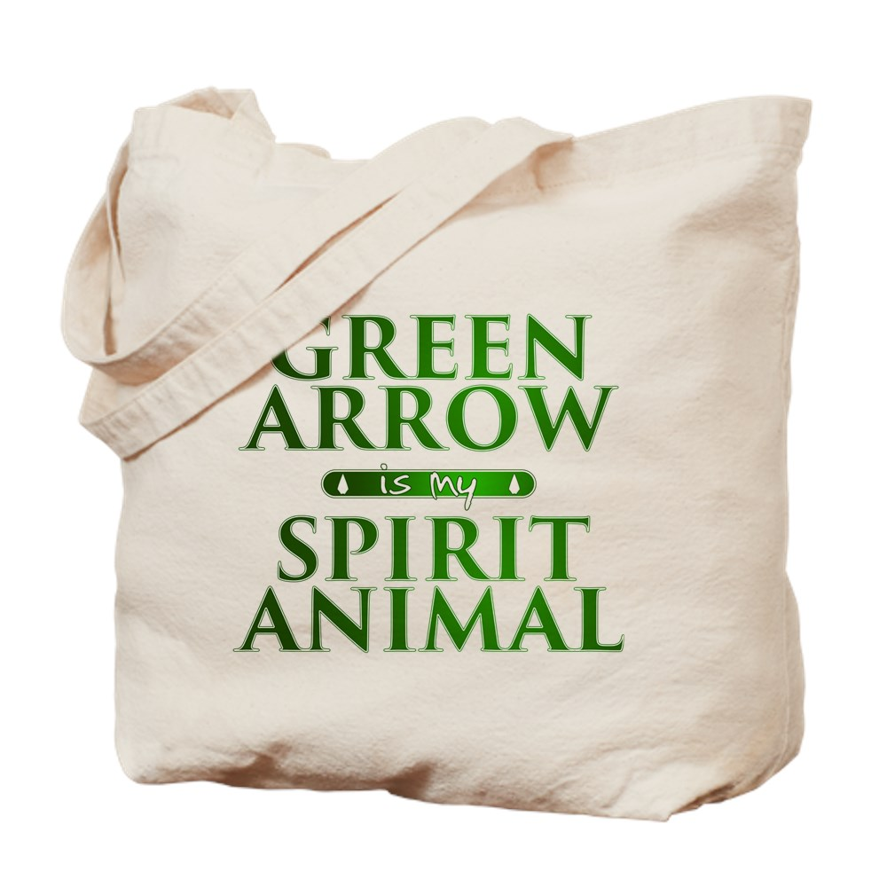 Green Arrow is my Spirit Animal Tote Bag