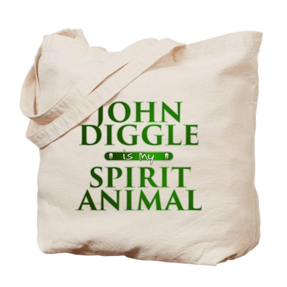 John Diggle is my Spirit Animal Tote Bag