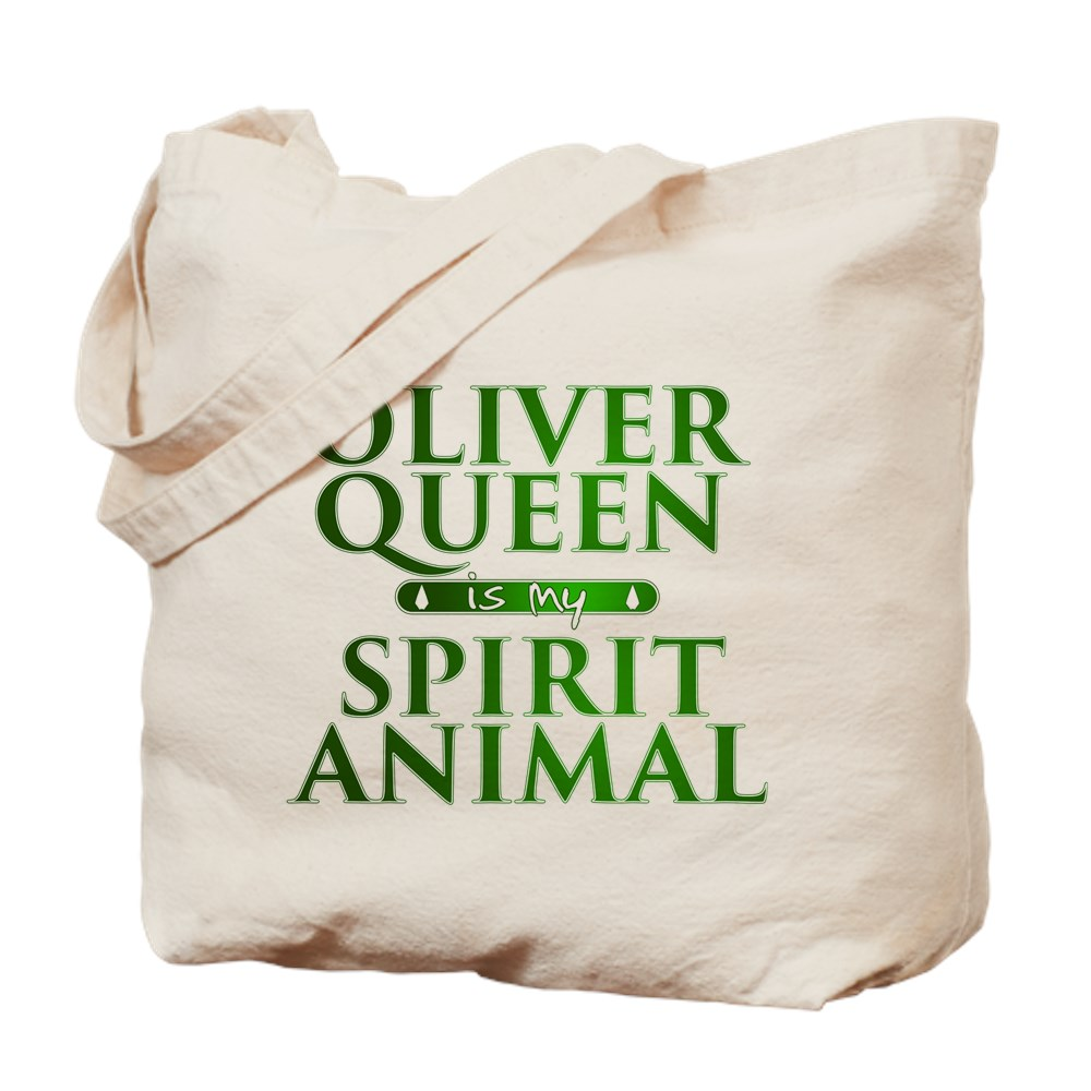 Oliver Queen is my Spirit Animal Tote Bag