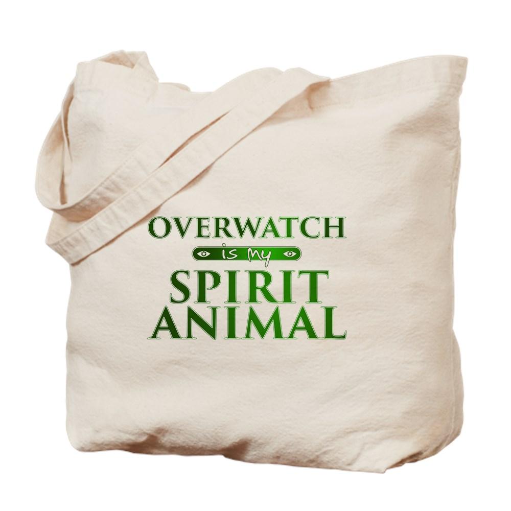 Overwatch is my Spirit Animal Tote Bag