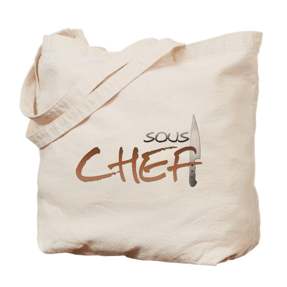 Orange Sous Chef Tote Bag