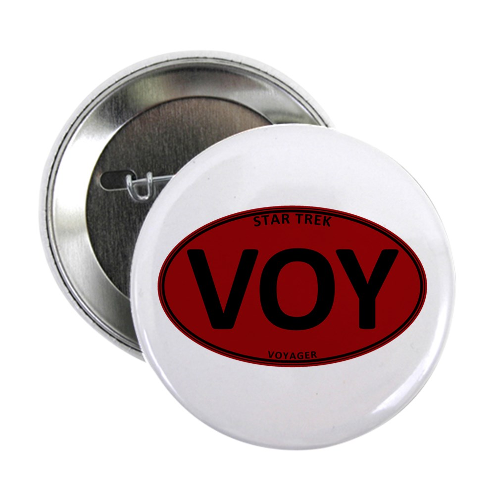 Star Trek: VOY Red Oval 2.25