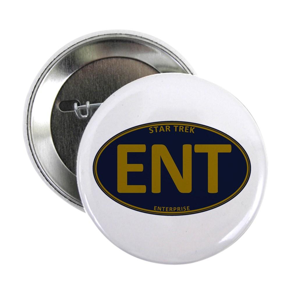 Star Trek: ENT Gold Oval 2.25