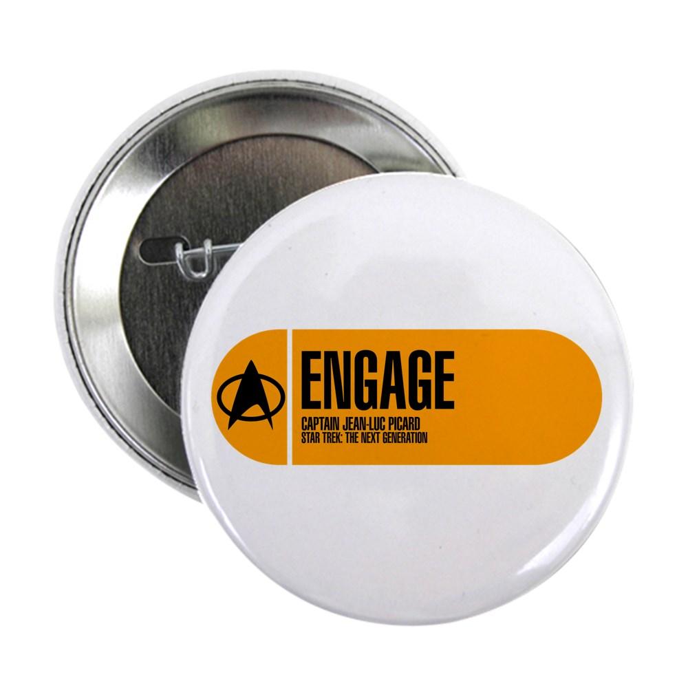 Engage - Star Trek Quote 2.25