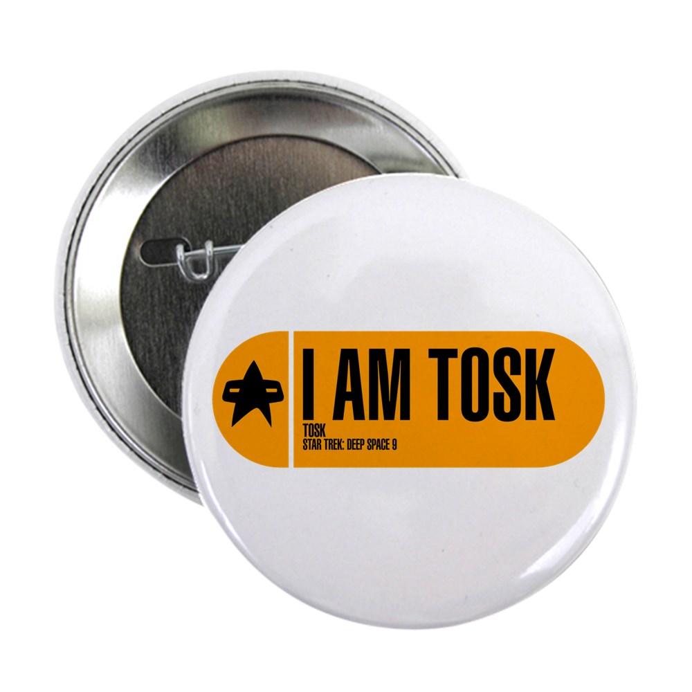 I Am Tosk - Star Trek Quote 2.25