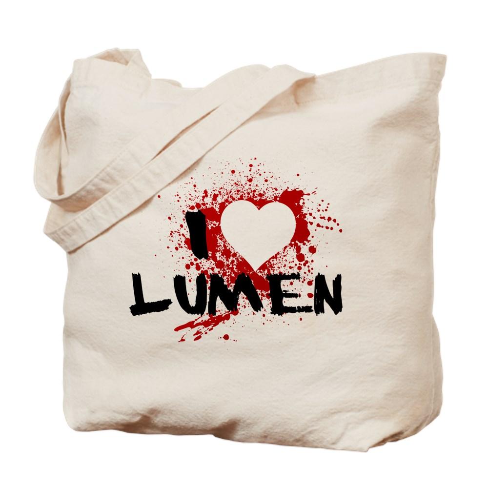 I Heart Lumen - Dexter Tote Bag