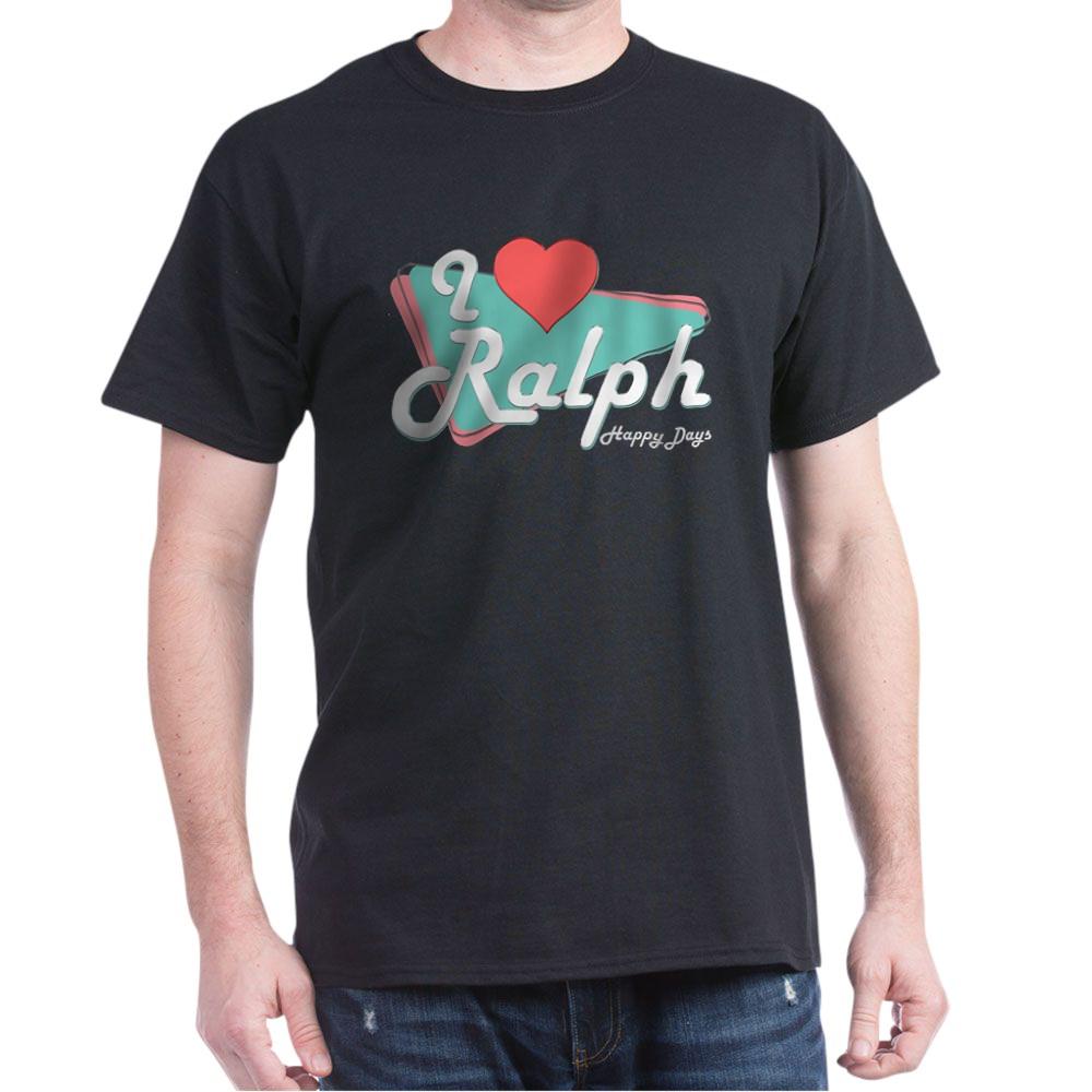 I Heart Ralph Dark T-Shirt