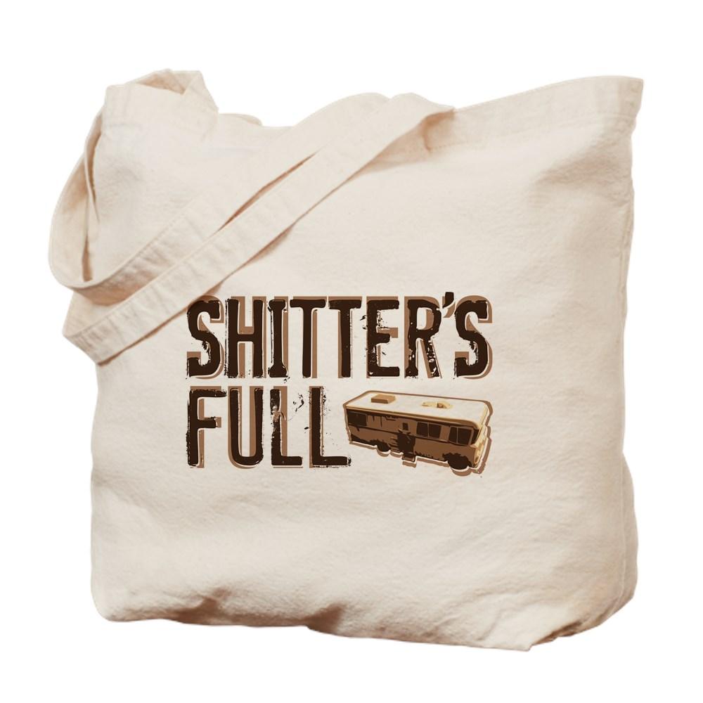 Shitter's Full Tote Bag