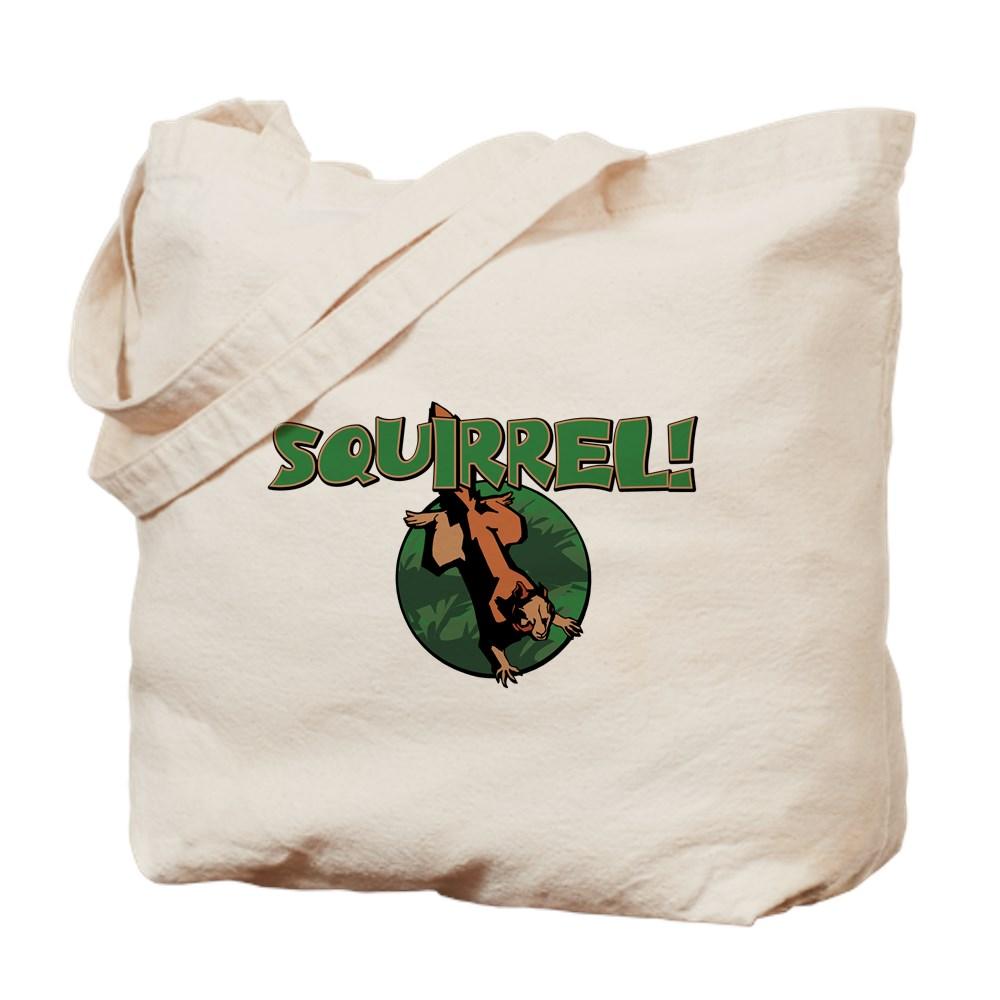Squirrel! Tote Bag