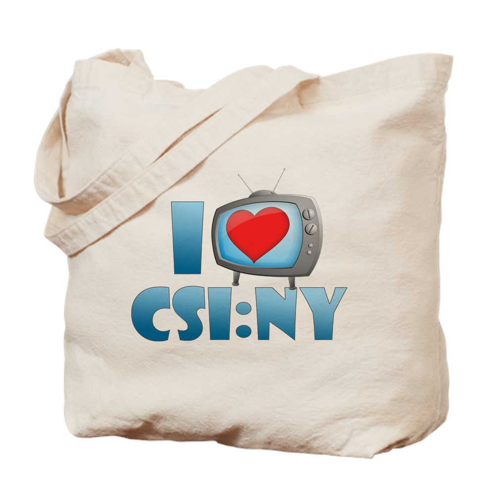 I Heart CSI: NY Tote Bag