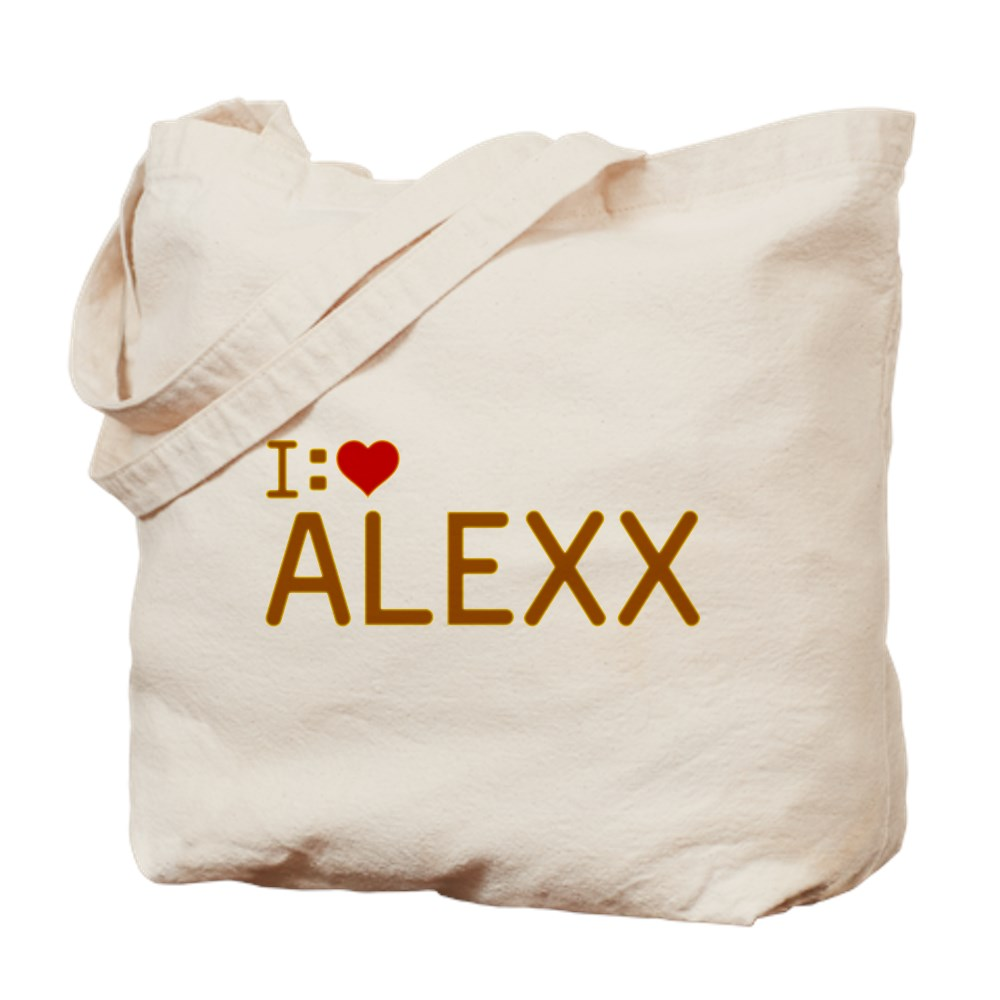 I Heart Alexx Tote Bag