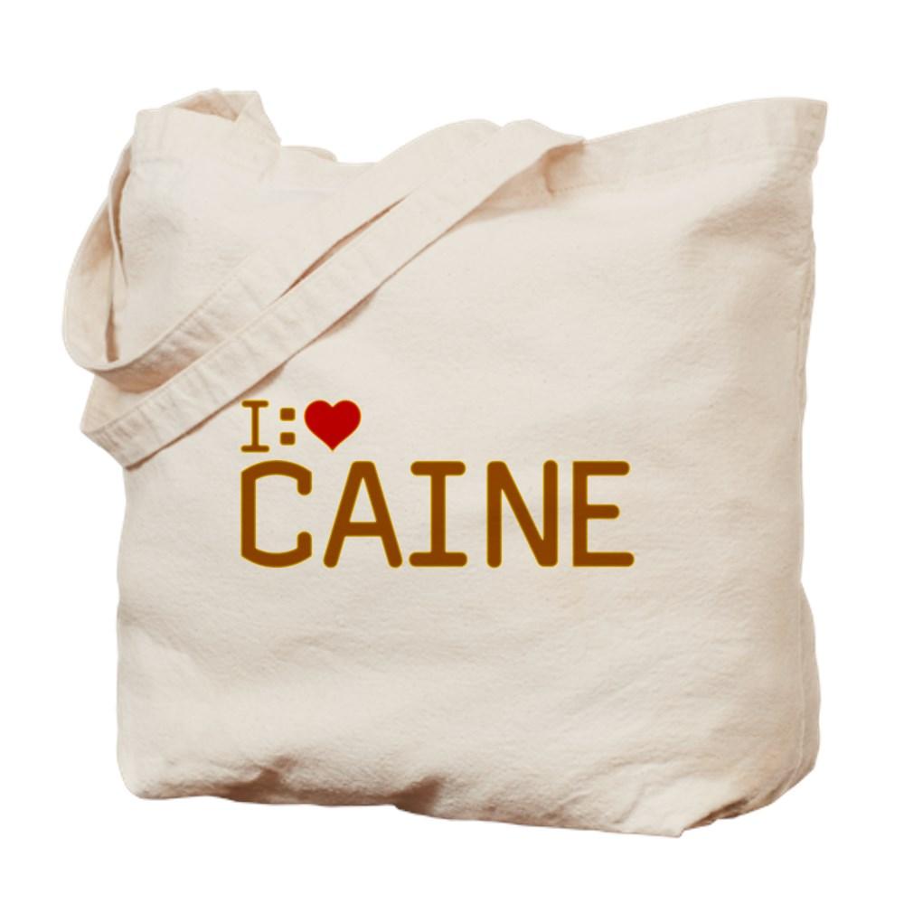 I Heart Caine Tote Bag