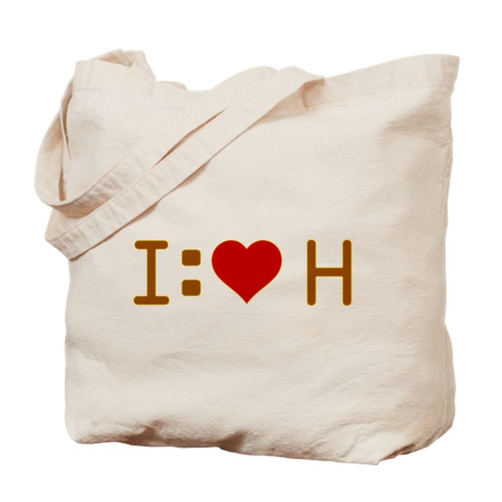 I Heart H Tote Bag