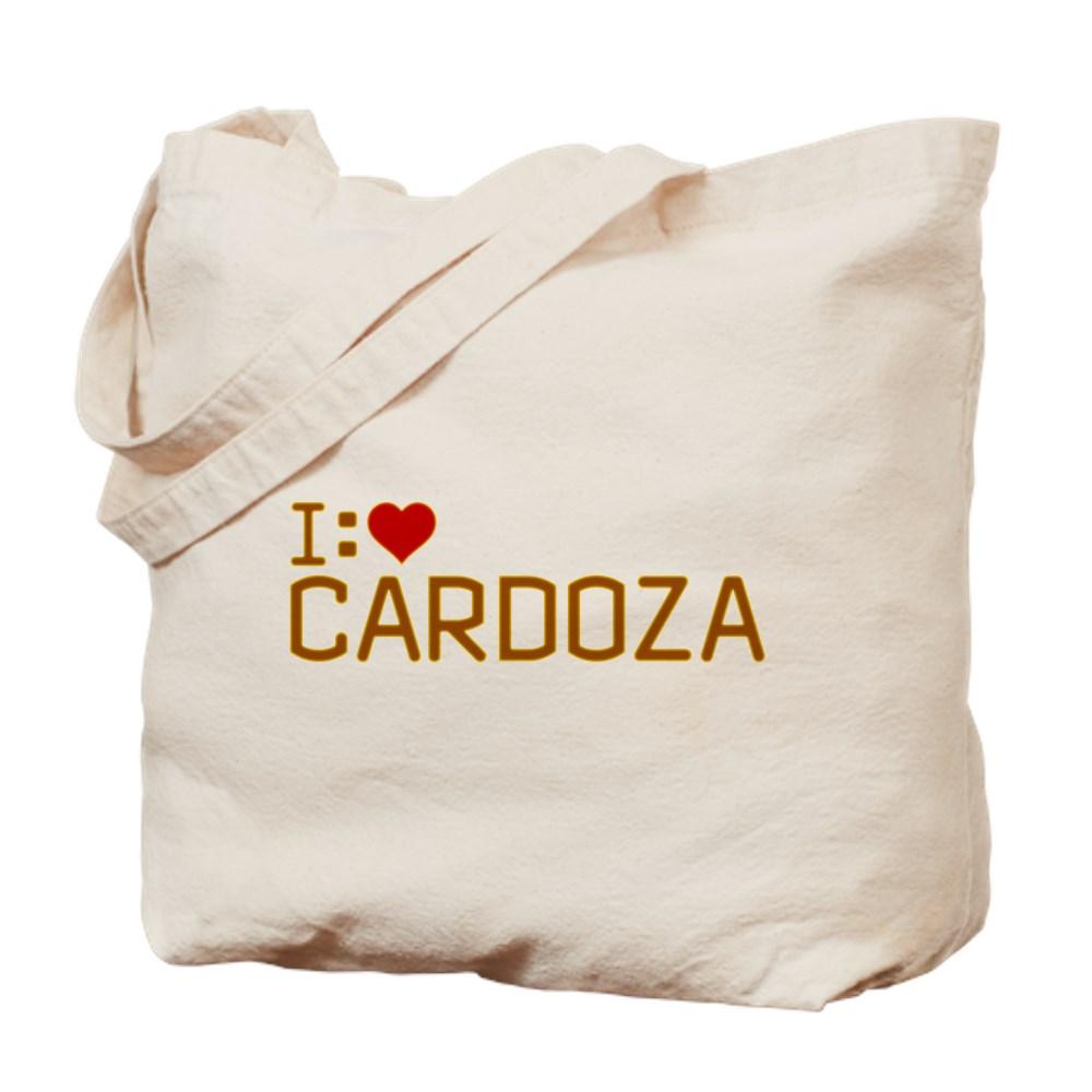I Heart Cardoza Tote Bag