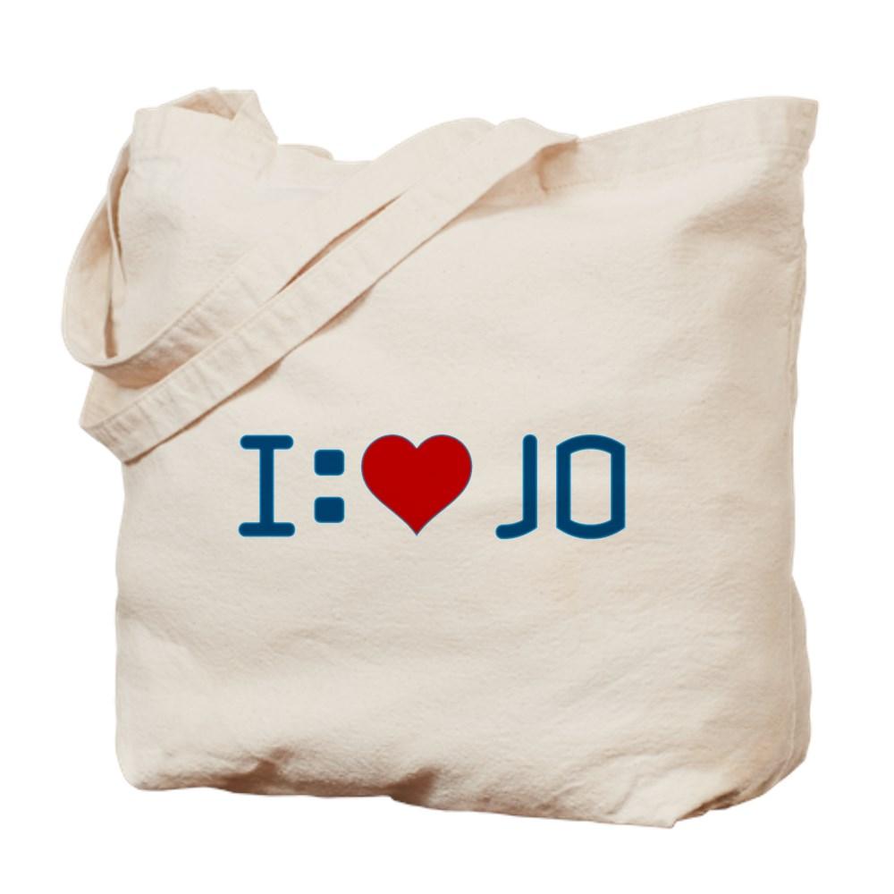 I Heart Jo Tote Bag