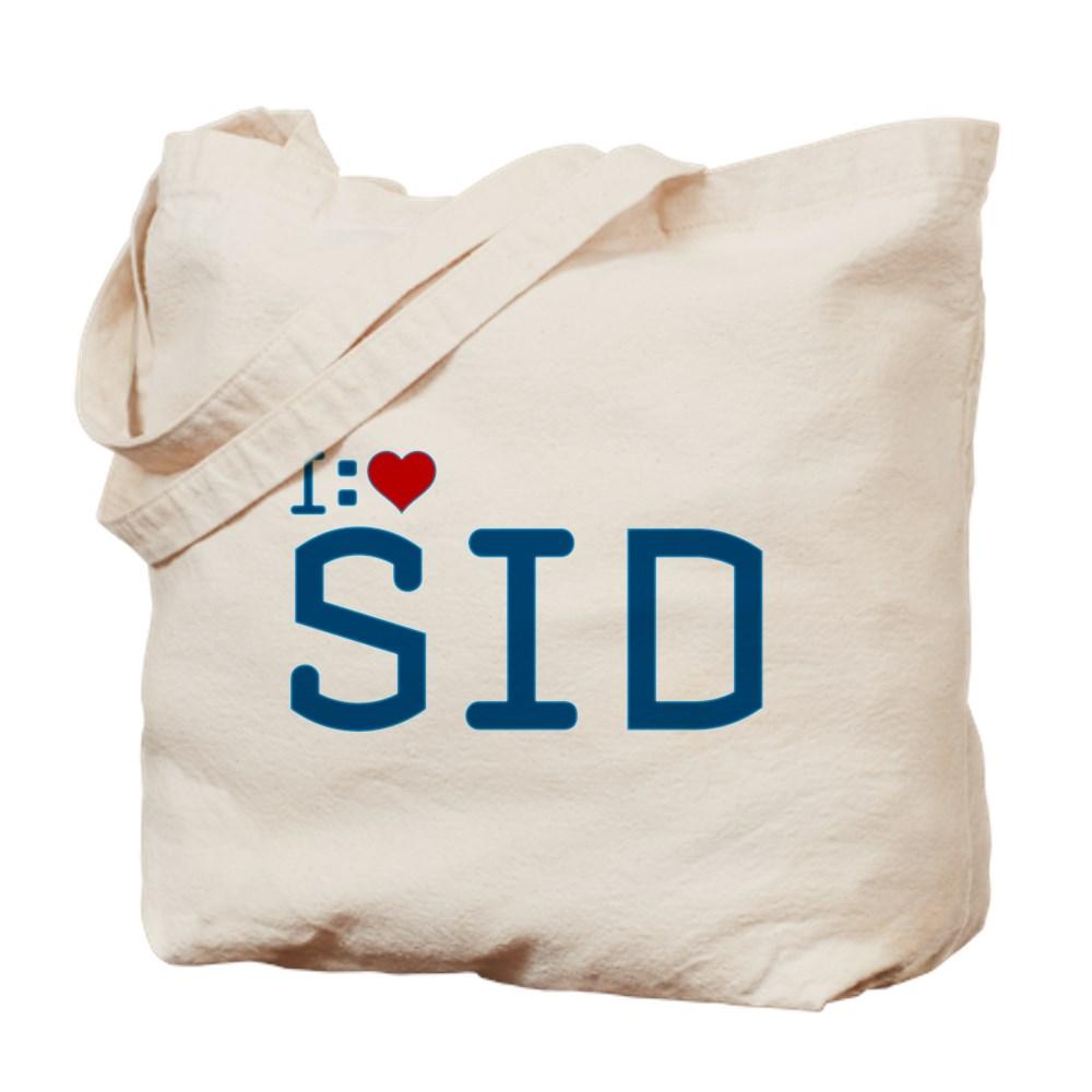 I Heart Sid Tote Bag