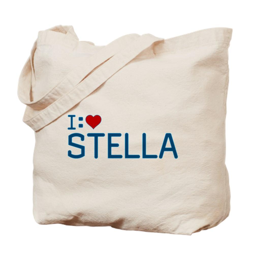 I Heart Stella Tote Bag