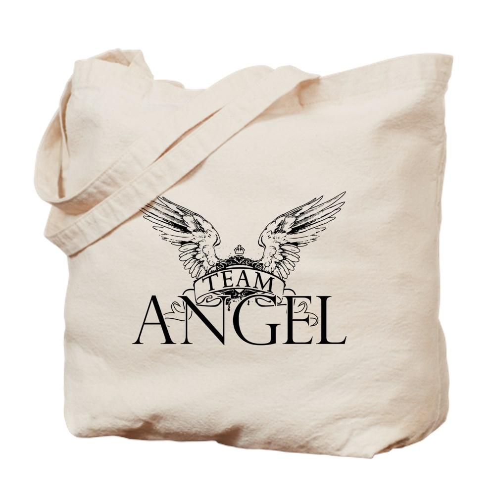 Team Angel Tote Bag