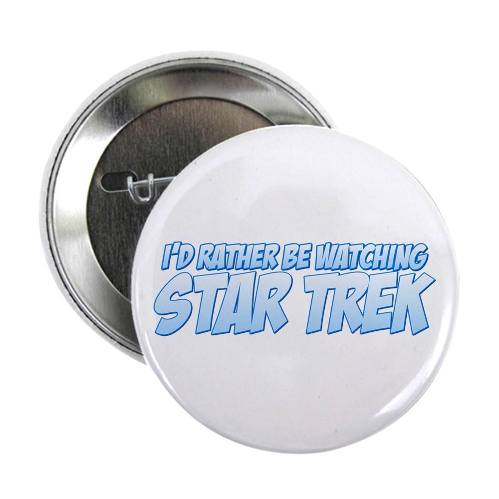 I'd Rather Be Watching Star Trek 2.25