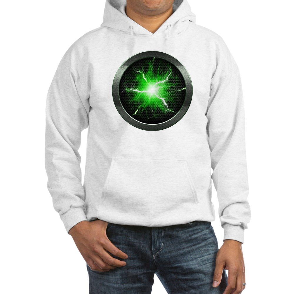 Borg Regeneration Disc Hooded Sweatshirt