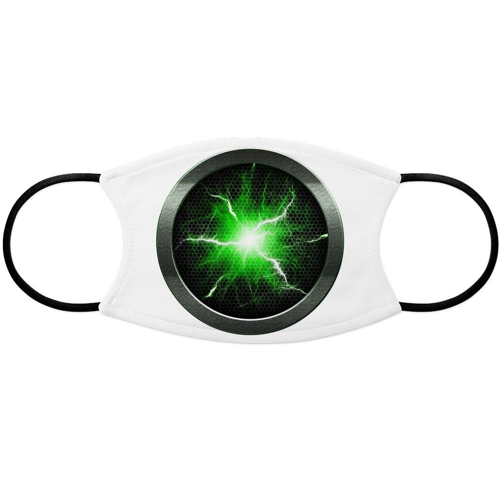 Borg Regeneration Disc Face Mask
