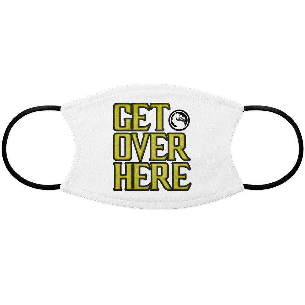 Get Over Here Face Mask